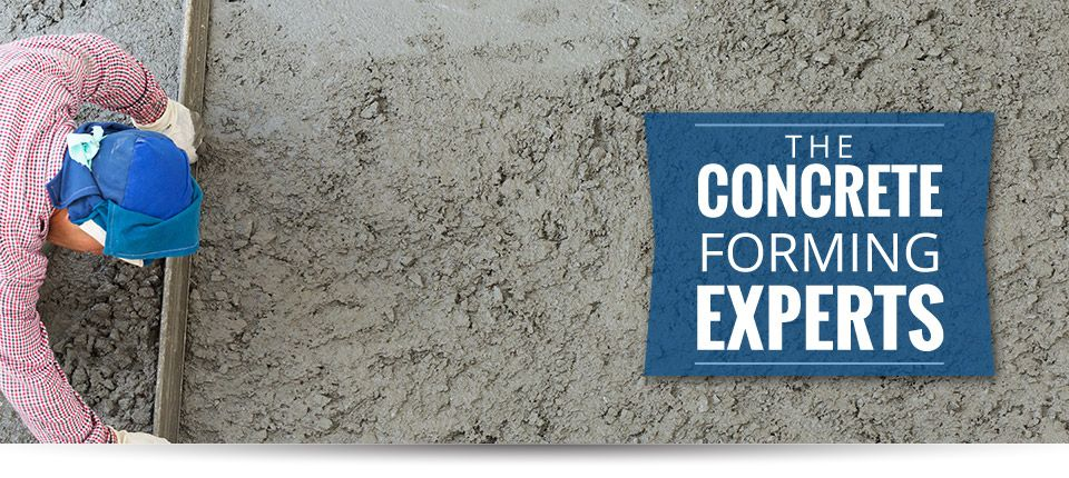The Concrete Forming Experts | concrete services